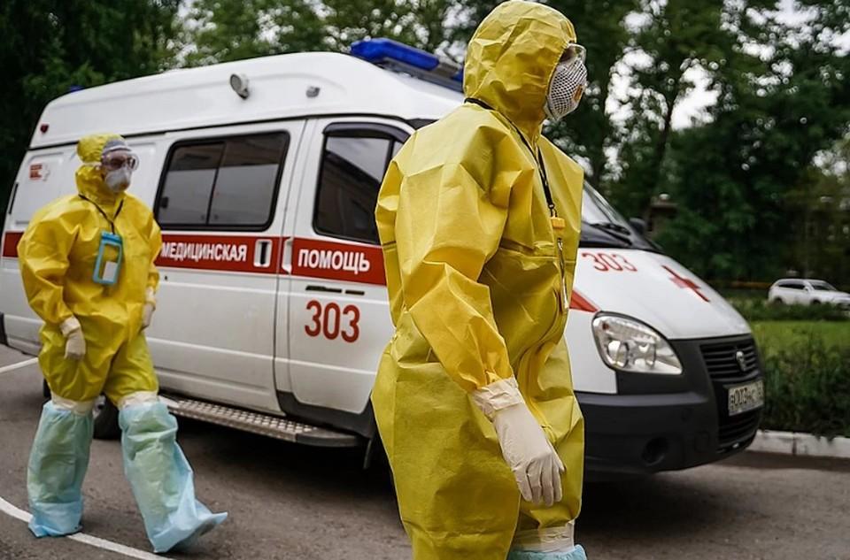 В больницах находятся 2500 пациентов с коронавирусом, из них 73 на аппаратах ИВЛ.