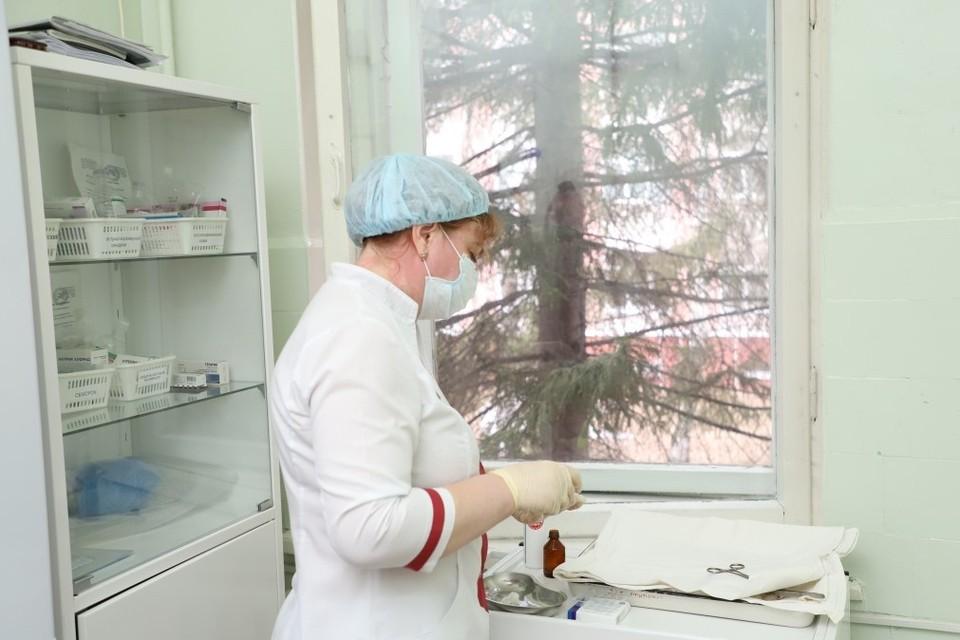 Фото предоставлено министерством здравоохранения Пензенской области