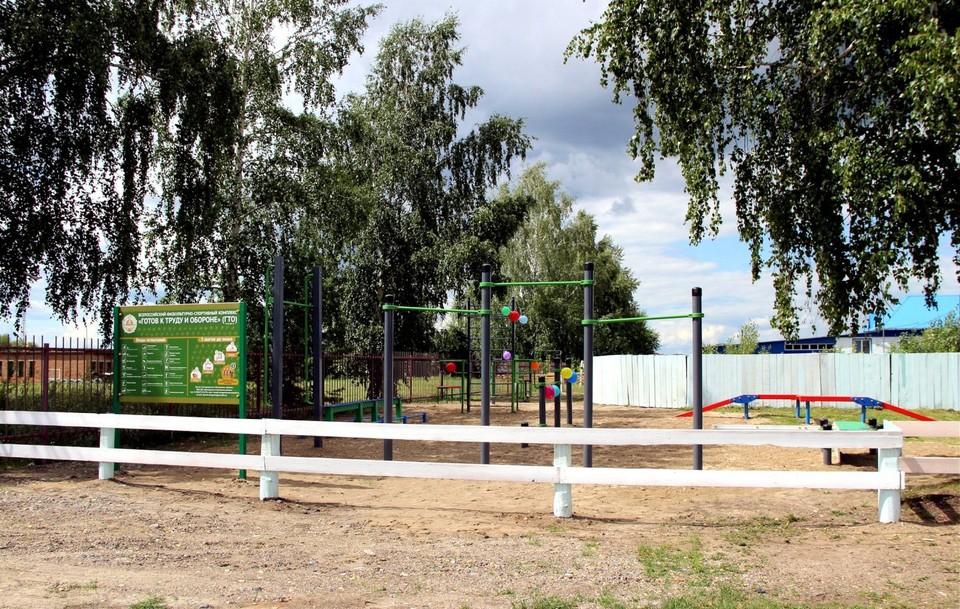 Шегарский район Томской области становится все более спортивным!