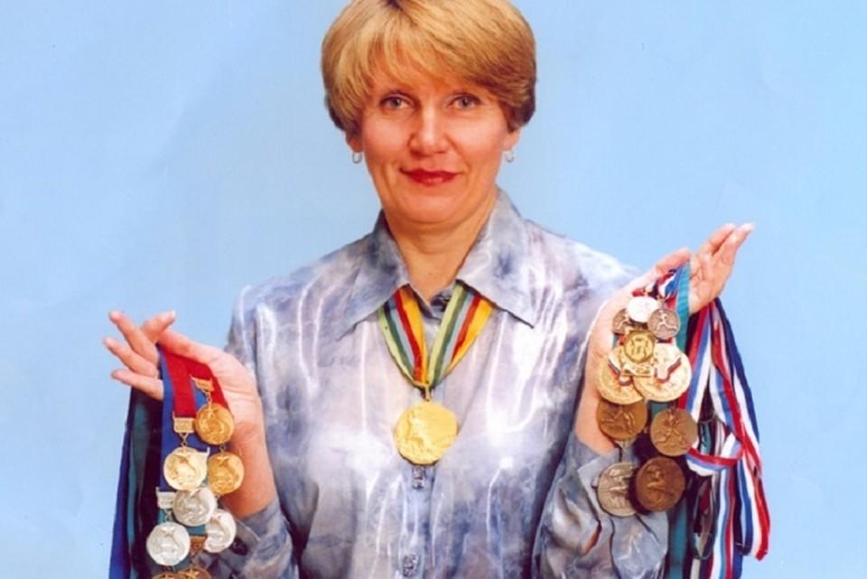 Титулованная спортсменка сейчас возглавляет федерацию легкой атлетики Краснодарского края. Фото: goprosport.ru