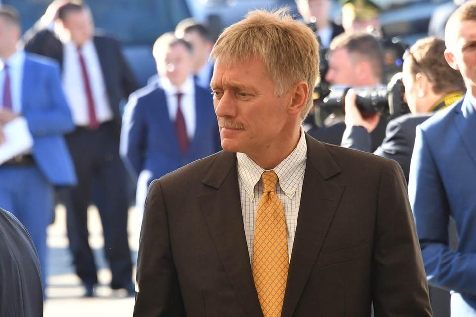 Кремль не согласился с заявлениями США и ФРГ о «вредоносных действиях» России на энергетическом рынке