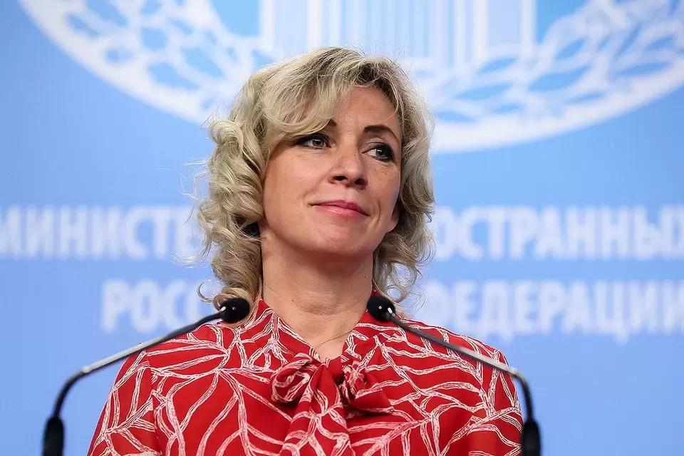 Захарова призвала министра юстиции Украины уважать ЕСПЧ. Фото: Александр Щербак /ТАСС