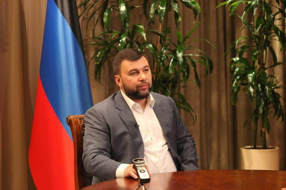Глава ДНР отметил, что в ЕСПЧ помимо российской жалобы на Украину находятся еще тысячи обращений от пострадавших жителей ДНР