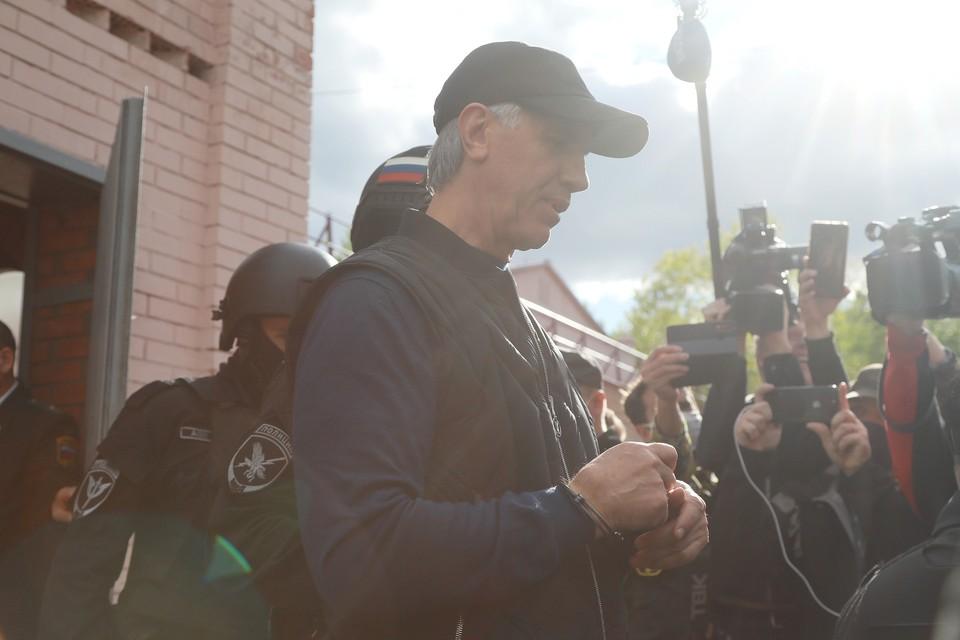 В Красноярске арестовали имущество Анатолия Быкова еще на 49 миллионов рублей