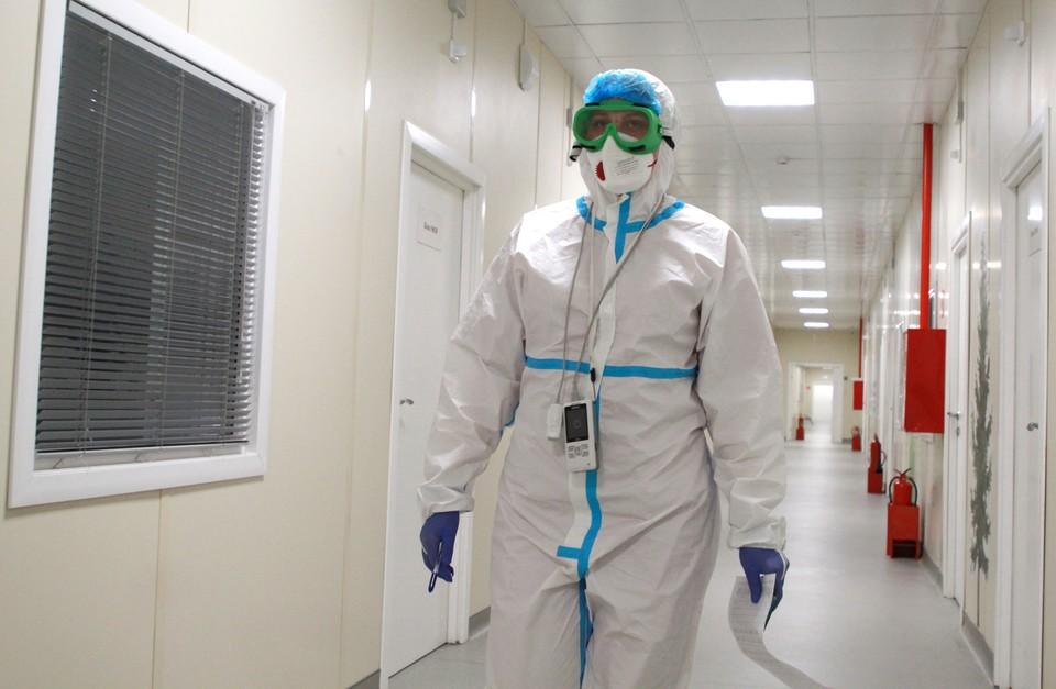 Актуальные данные по коронавирусу в Волгоградской области на 26 июля
