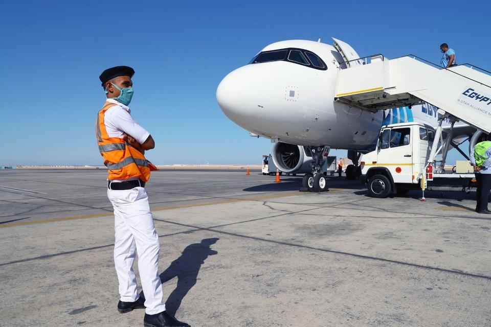 С 9 августа возобновляются прямые рейсы из России на курорты Красного моря