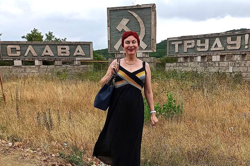 Спецкор «Комсомольской правды» Дарья Асламова в Степанакерте.