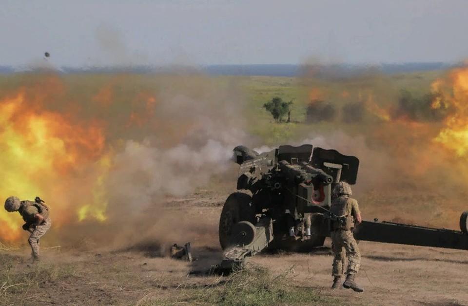 Чаще всего ВСУ обстреливают донецкое направление. Фото: штаб «ООС»
