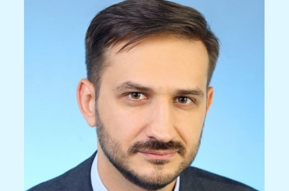 Владимир Петрович Чуланов. Из личного архива.
