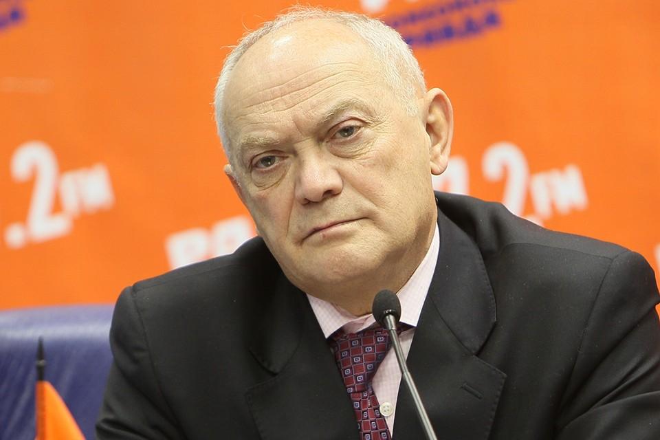 Президент Национального медицинского исследовательского центра детской гематологии, онкологии и иммунологии имени Рогачева Александр Румянцев.