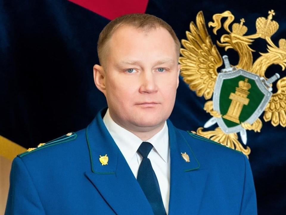 В прокуратуре Вадим Федорин проработал 24 года