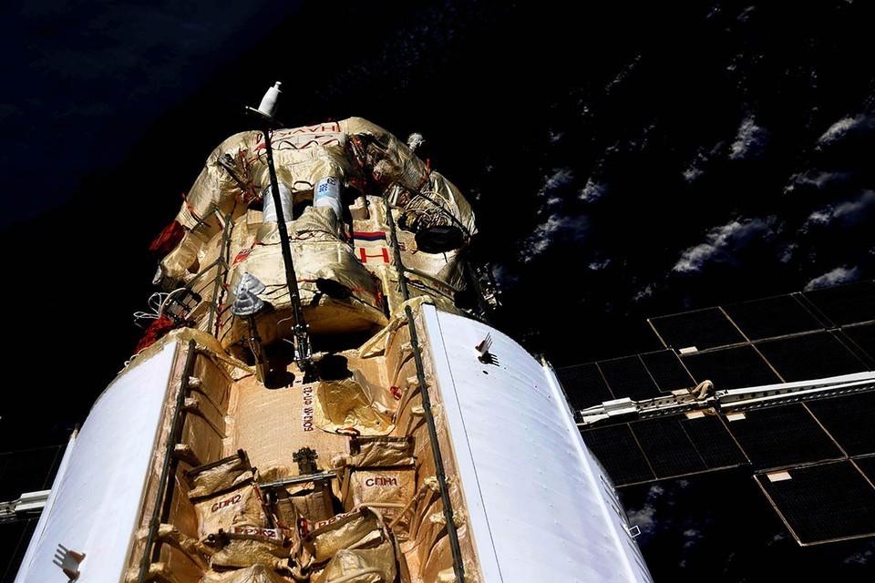 В НАСА рассказали, что МКС совершила несколько кувырков из-за сбоя в модуле «Наука»