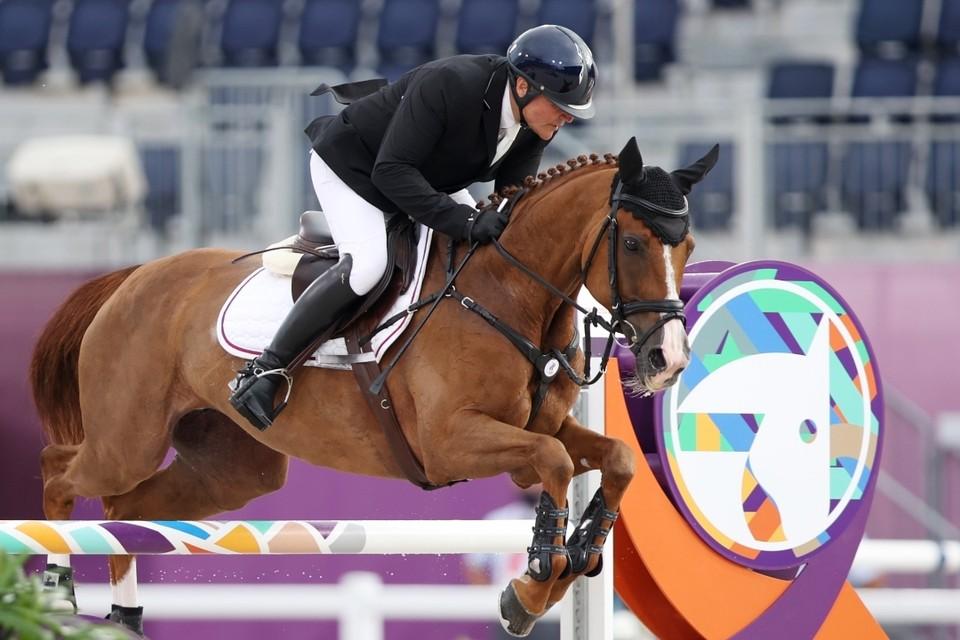 Андрей Митин с детства любит лошадей