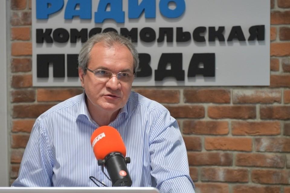 Председатель Совета при президенте России по развитию гражданского общества и правам человека (СПЧ) Валерий Фадеев