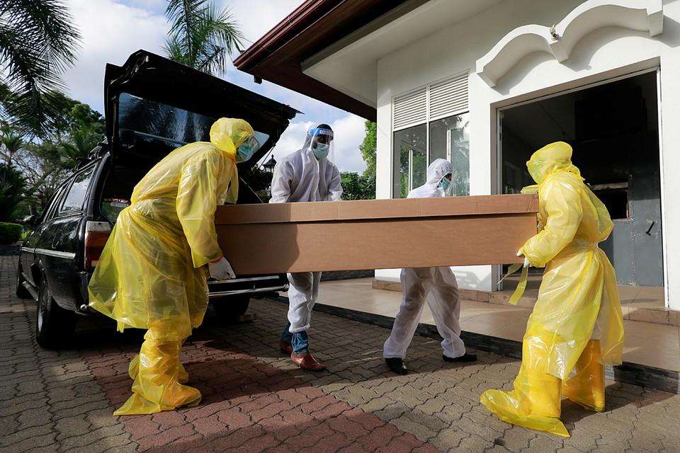 Шанс, повторения пандемии такого размаха, как нынешняя, составляет 1 раз в 59 лет