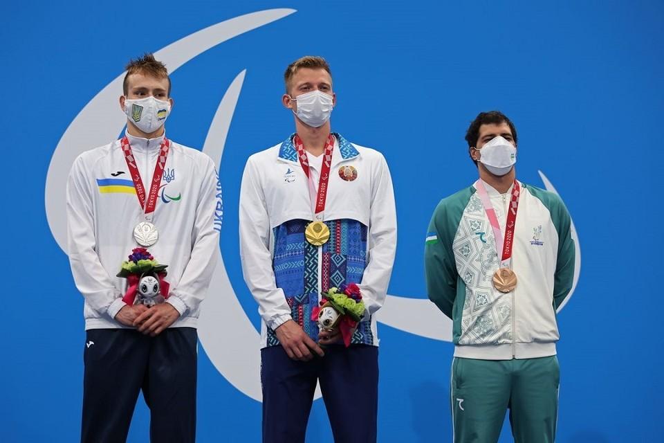 Второе золото на Паралимпийских играх в Токио завоевал белорус Игорь Бокий