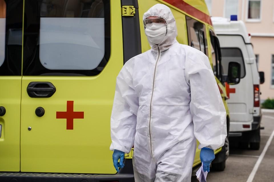 В Самарской области количество новых заразившихся стабильно