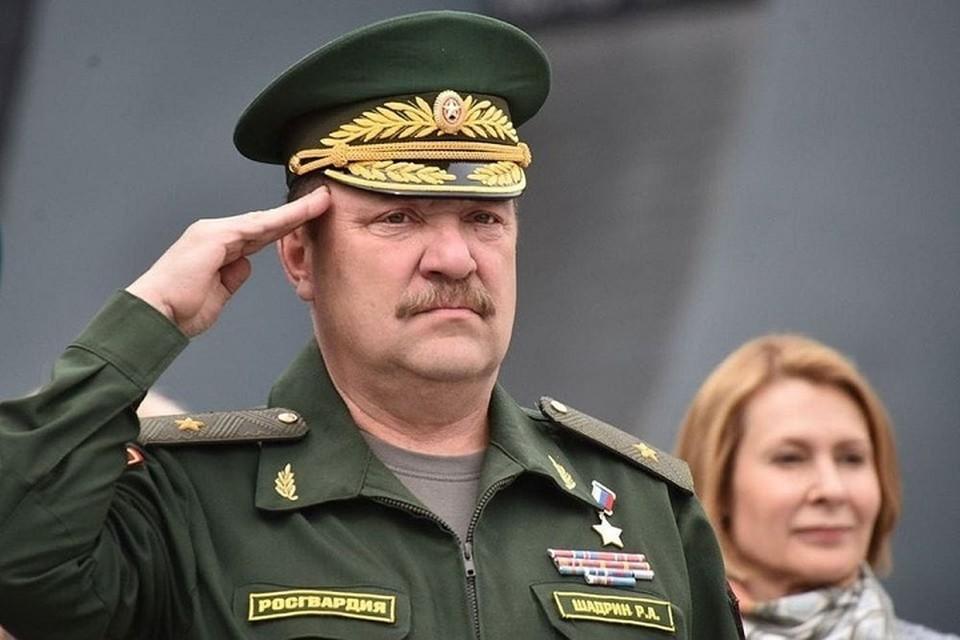 Большая часть жизни Романа Шадрина была связана с армией. Фото: страница в Facebook