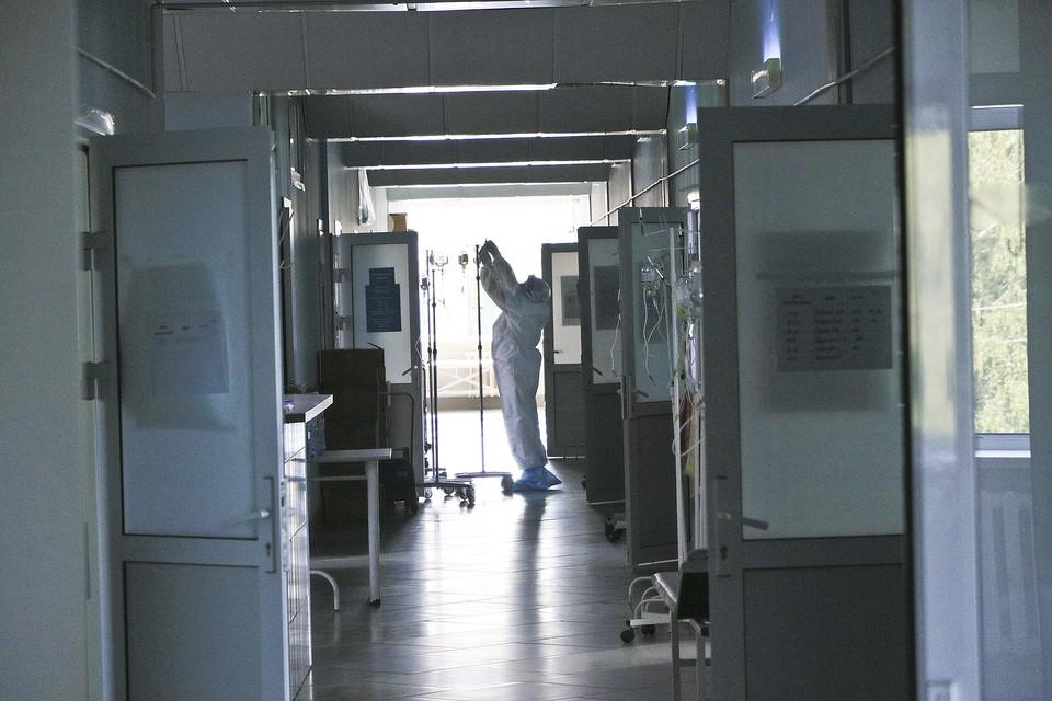 Сейчас в больницах лечат 4071 пациента