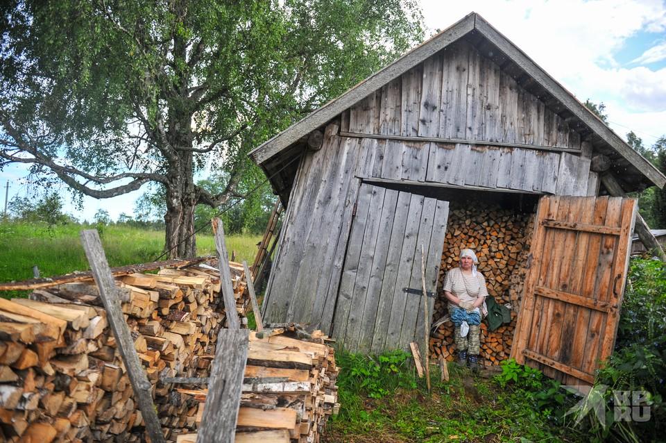 Шел XXI век: рязанцам компенсируют расходы на дрова и уголь.