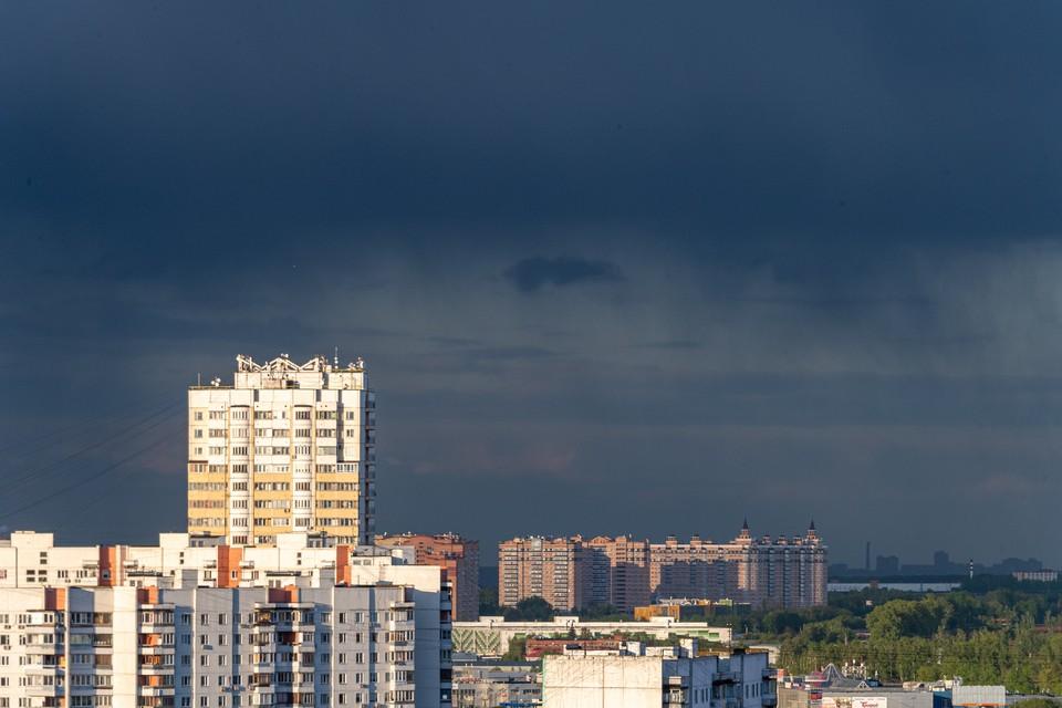 Новосибирск опять накроют серые тучи.