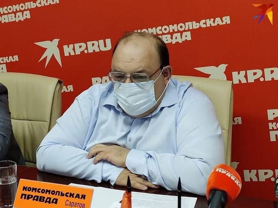 Олег Костин