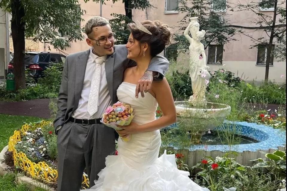 Алишер и Дилара поженились 31 августа. Фото: инстаграм