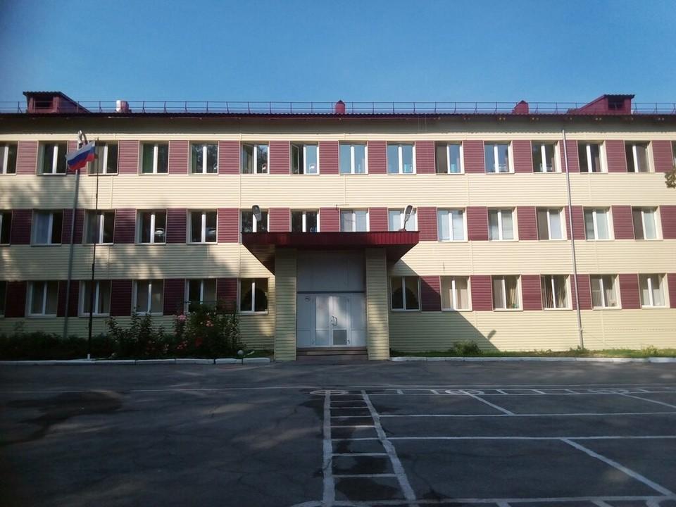 Кадетской школе в поселке Первомайский Тульской области присвоили имя Чуйкова