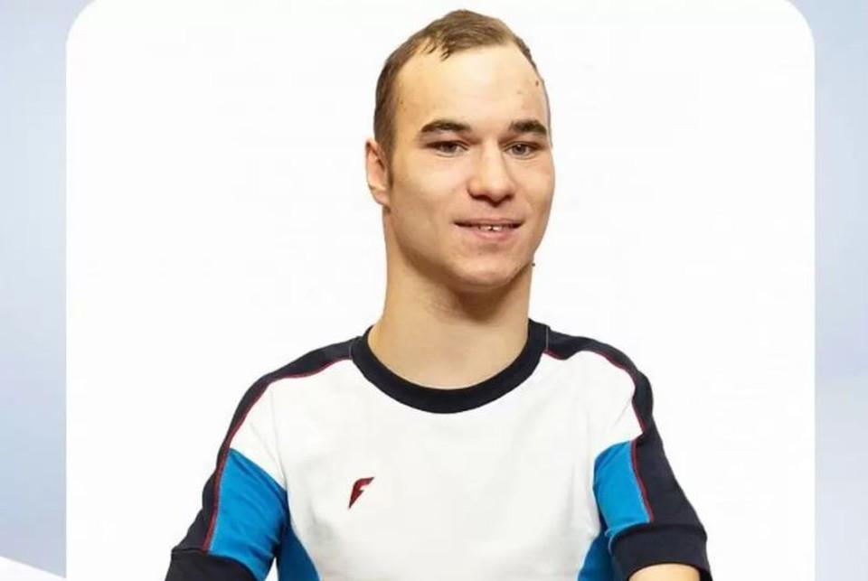 Владимир Даниленко завевал третью бронзу на Паралимпийских играх в Токио /Фото: vk.com/russianparalymp