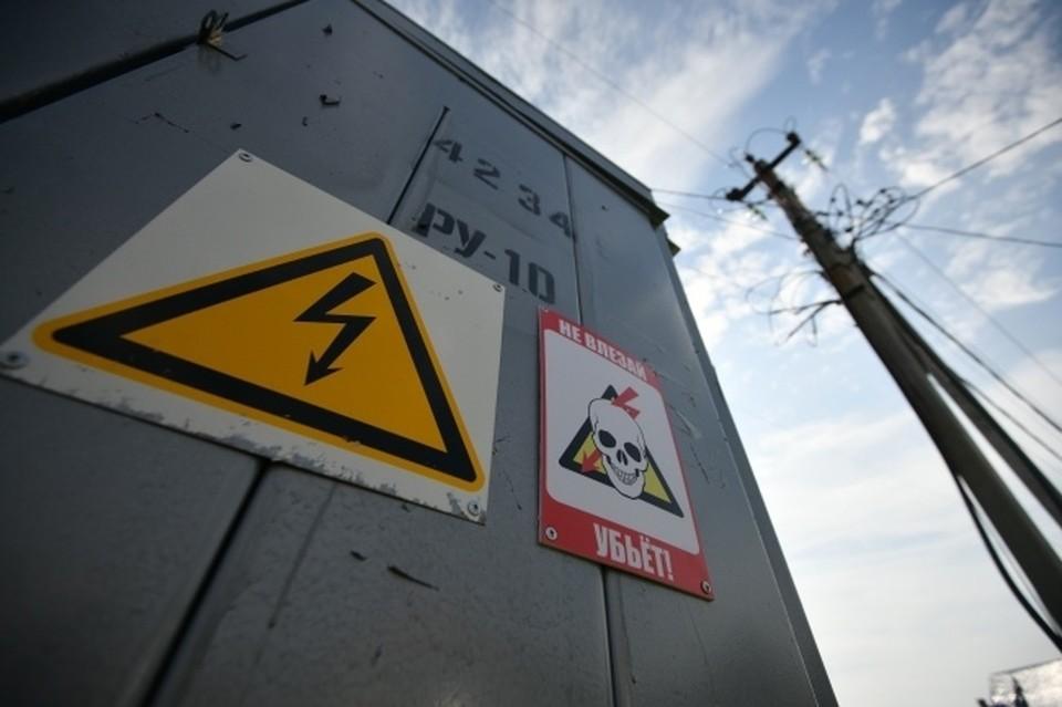 Часть крымчан до конца суток осталась без газа и света
