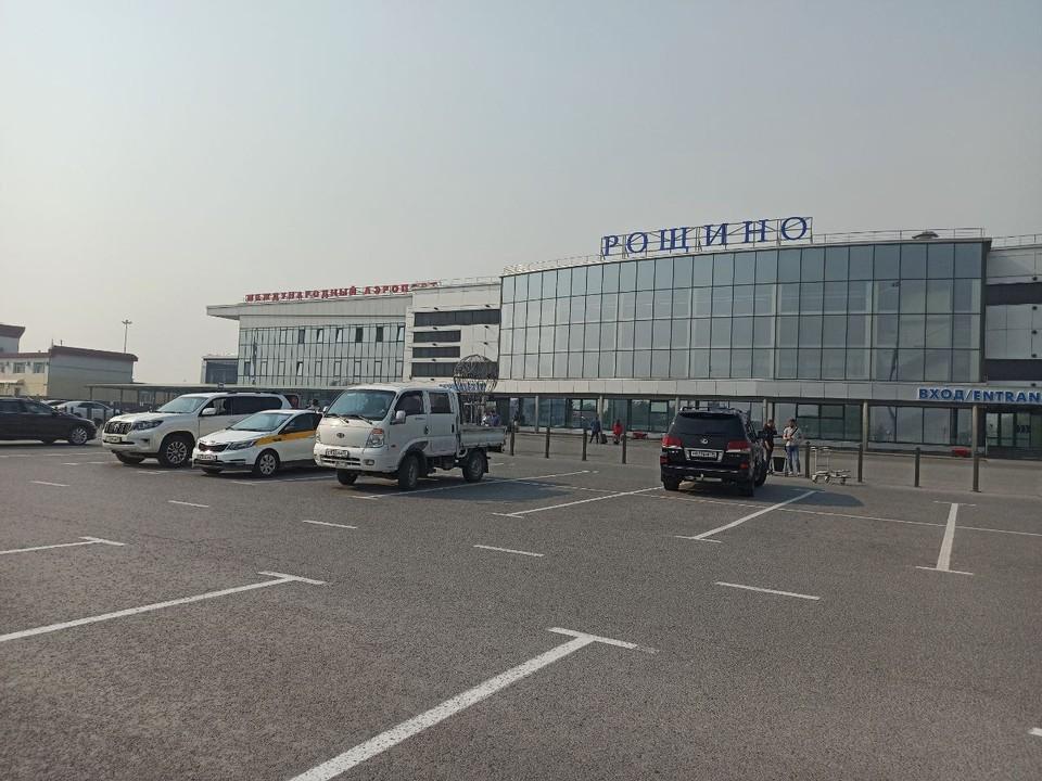 Мужчина, совершавший авиарейс Анталья (Турция) — Тюмень, был задержан в аэропорту «Рощино»