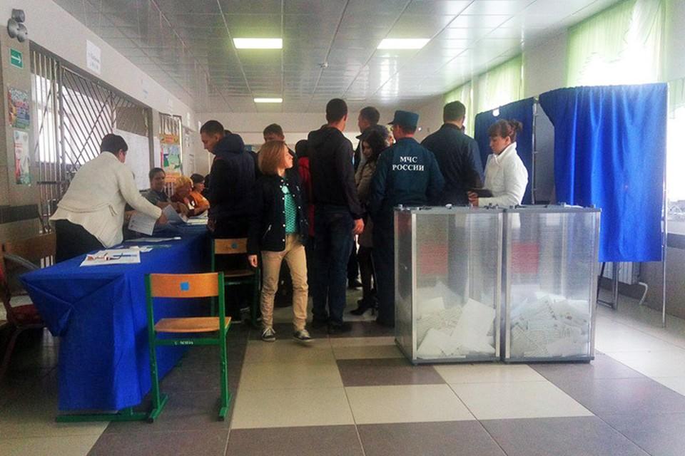 В Тюмени не допустить ошибок в голосовании поможет видеофиксация