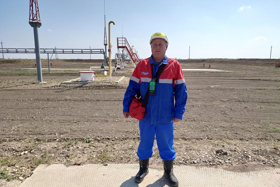 Александр Федюнин — нефтяник с 20-летним стажем и железными принципами. Фото: ООО «РИТЭК».