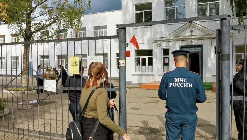 Тульскую школу эвакуировали из-за обнаруженной гранаты