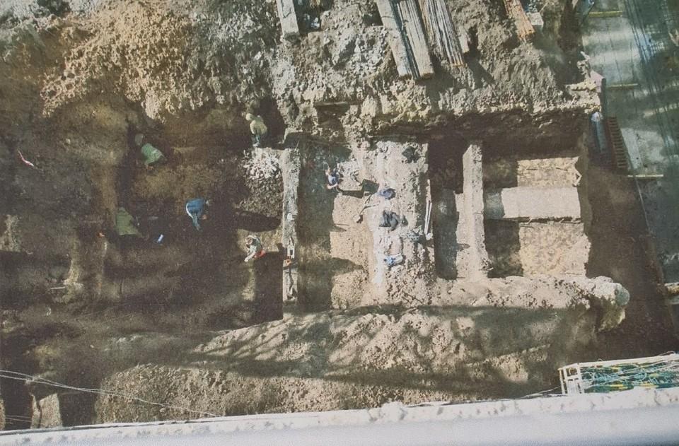 Найденный фрагмент Фото: управление по охране объектов культурного наследия Воронежской области