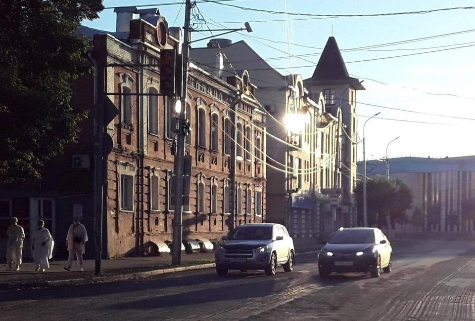 Улица и площадь Соборная в Рязани считаются зоной для прогулок