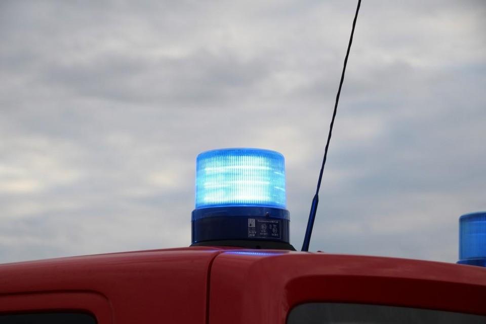 В тушении пожара были задействованы два пожарных расчета противопожарной службы «КазМунайТениза»