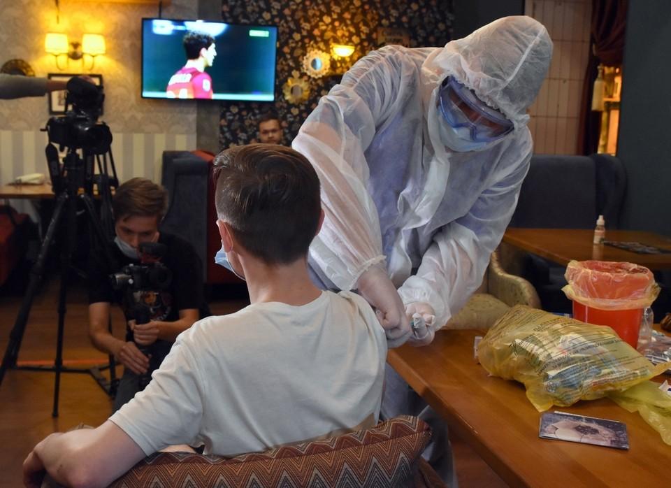 Проведение противоэпидемических мероприятий в Крыму продолжается