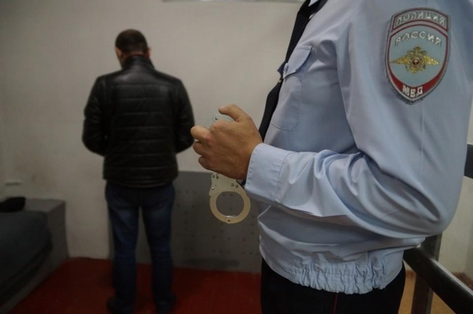 Нарушителей задержали по горячим следам, им грозит тюремный срок