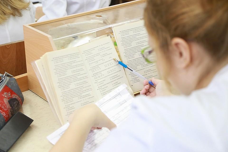 В Красноярске регистрируют единичные случае заболевания коронавирусом у школьников