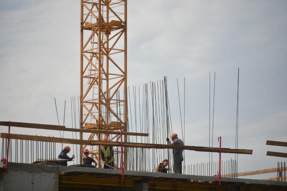 Строительство должно окончиться в декабре 2022 года.