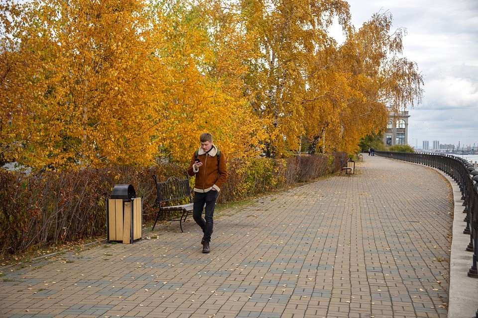 Погода в Красноярске на 7 сентября 2021: переменная облачность и около +17 градусов