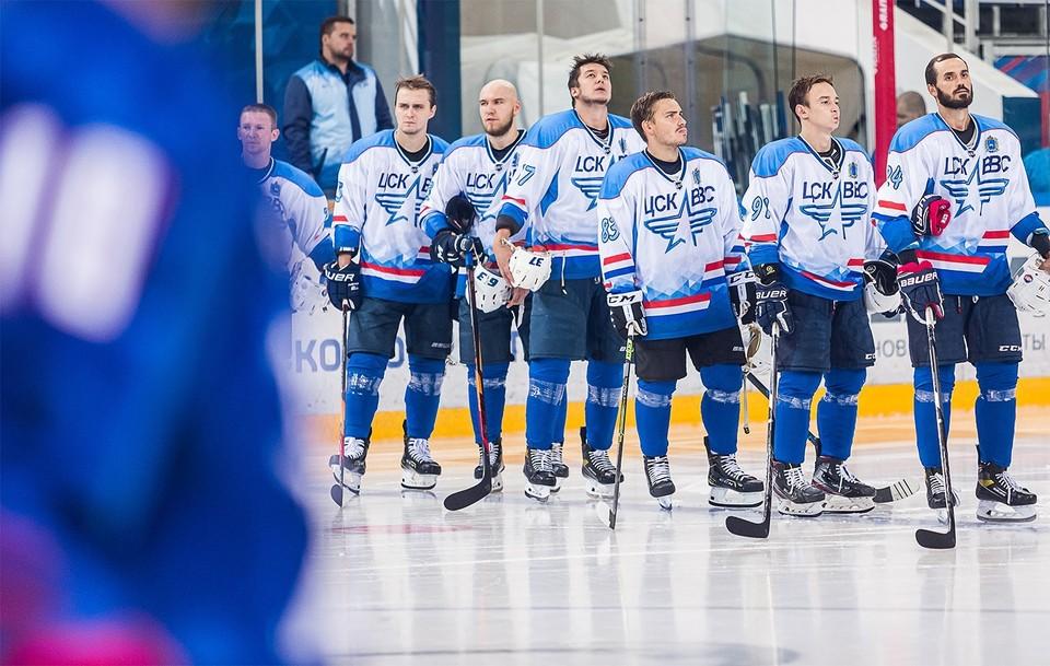 Сезон ЦСК ВВС начнет выездным матчем в Рязани 7 сентября. Фото: ХК «Лада».