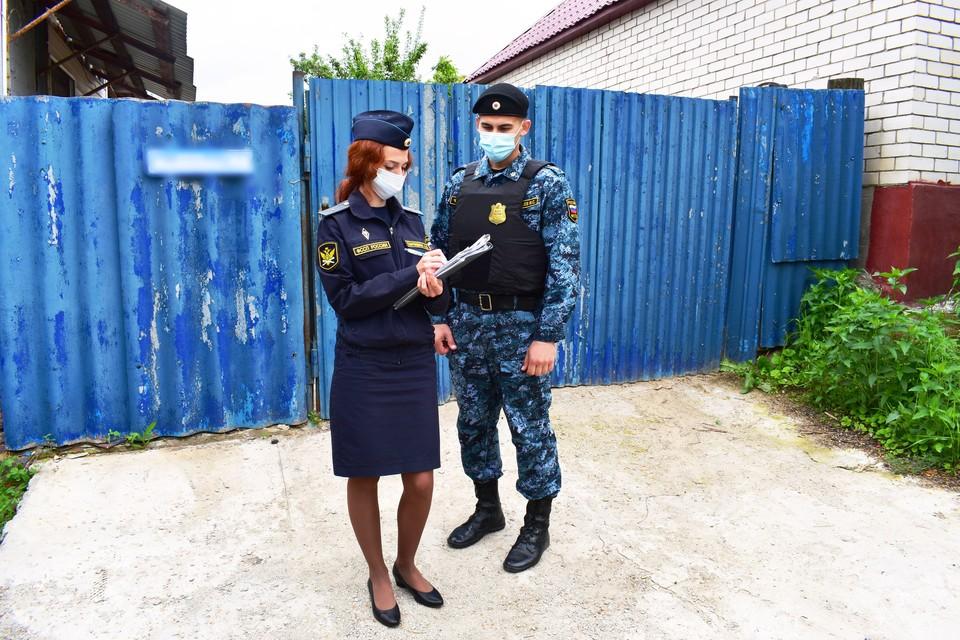 В два раза увеличилась сумма по взысканным алиментным платежам – с 159-ти до 376-ти миллионов. Фото пресс-службы УФССП России по Белгородской области.