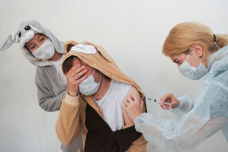 В Петербурге идет набор 360 добровольцев для испытания новой вакцины от коронавируса - BCD-250.