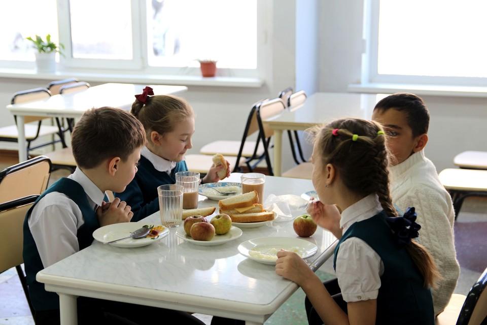 Бесплатно завтракают в школах города ученики 1-4 классов. Фото: архив «КП»-Севастополь»