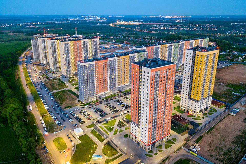 Эксперт отметил популярность квартир в ЖК «КМ Анкудиновский Парк» в Нижнем Новгороде