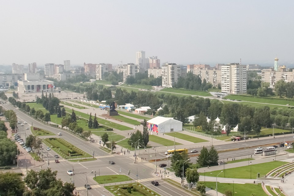 Слудскую горку благоустроят к 300-летию Перми.