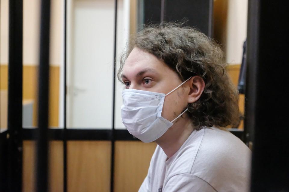 Блогеру Юрию Хованскому продлили арест по 8 октября