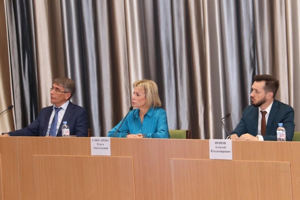 Состоялось 26-е внеочередное заседание Тульской городской Думы.